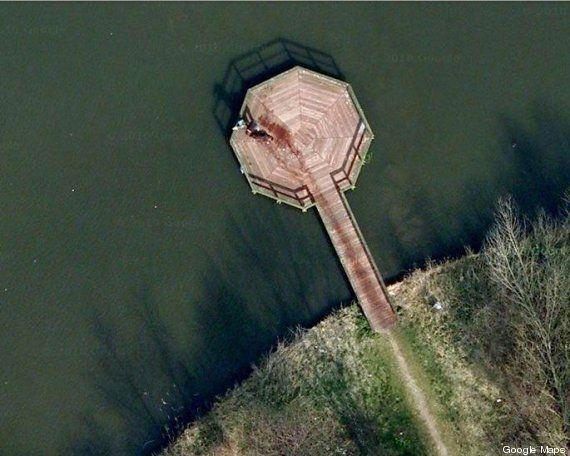 Google et reddit: une scène de crime sur Google Maps? Les internautes s'interrogent...