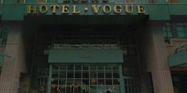 Lock-out à l'hôtel Vogue de Montréal: piquet de grève samedi