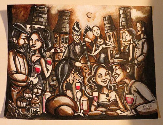 L'esprit du vin (ou pourquoi j'aime le