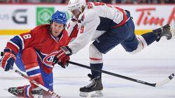 Les Capitals signent un cinquième succès à Montréal, en battant le Canadien