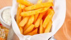 Des frites sauce cannabis!