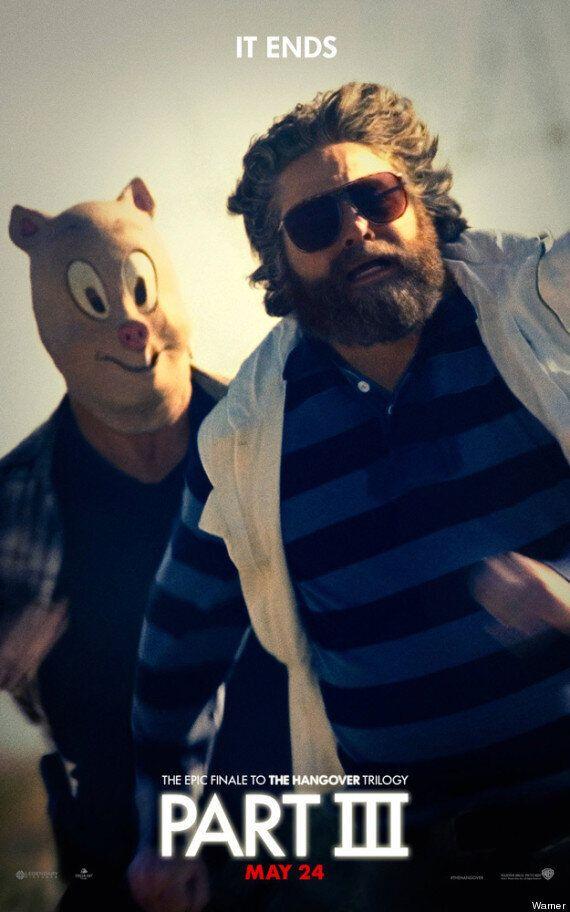 «The Hangover 3»: une nouvelle bande-annonce complètement folle