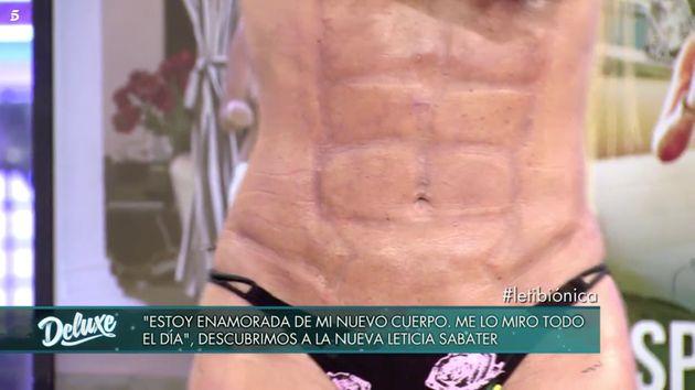Leticia Sabater revela en 'Sábado Deluxe' cuánto le ha costado la última