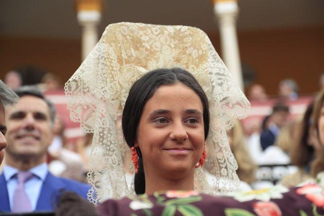 Victoria Federica deslumbra en sus dos primeros actos oficiales en