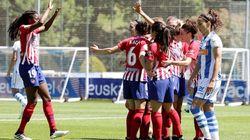 El Atlético de Madrid Femenino, campeón de la Liga Iberdrola por tercer año