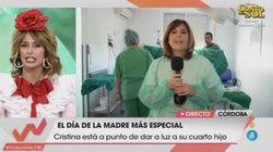 Críticas a 'Viva la vida' por retransmitir un parto en directo: