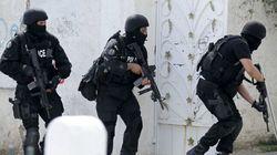 Tunisie: Trois terroristes lourdement armés tués dans le centre du