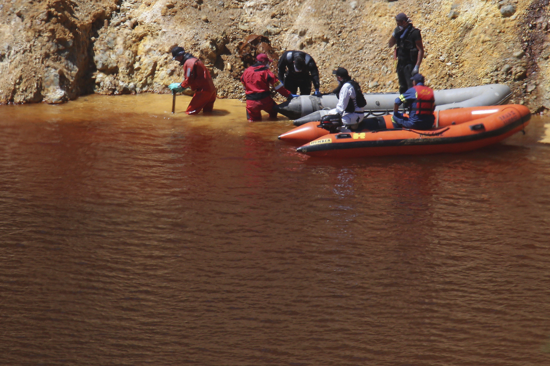 Κύπρος: Δεύτερη σορός εντοπίστηκε σε βαλίτσα στην Κόκκινη Λίμνη - Το 5ο θύμα του