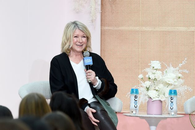 Martha Stewart speaks at the Create & Cultivate conference on May 4 in