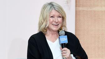 BROOKLYN, NEW YORK - MAY 04:  Martha Stewart speaks on stage at Create & Cultivate New York presented by Mastercard at Industry City on May 04, 2019 in Brooklyn, New York. (Photo by Ilya S. Savenok/Getty Images for Create & Cultivate)