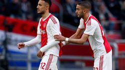 Football: Le duo marocain de l'Ajax Ziyech/Mazraoui jeûnera pendant la Ligue des
