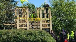 """Le préfet ordonne la destruction de """"Notre-Dame des"""