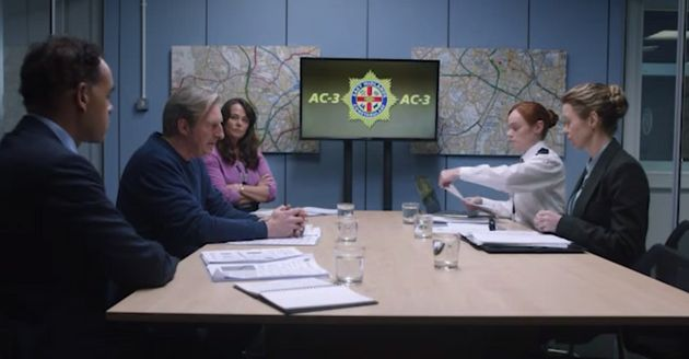 Tense interrogation scenes played out during the