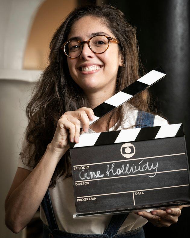 A diretora geral e artística da série Cine Holliúdy,Patrícia