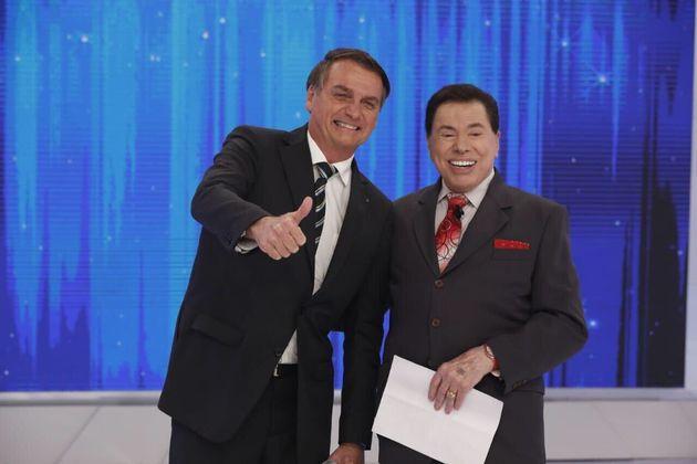 Bolsonaro e Silvio falam de aposentadoria, 'faroeste' de armas e sexo sem
