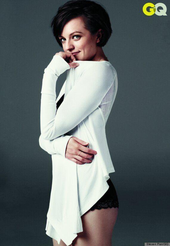 Elisabeth Moss de «Mad Men», sexy en séance photos pour GQ avant la saison 6