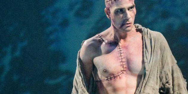 «Frankenstein», au Théâtre Denise-Pelletier: Créature mal-aimée