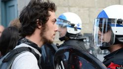 Le SPVM interpelle près de 450 protestataires à la manif du 1er