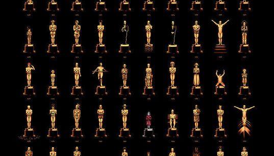 Jouez avec l'affiche officielle des Oscars!