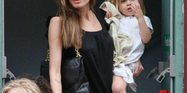 Vivienne Jolie-Pitt, la fille d'Angelina Jolie et Brad Pitt, signe son premier contrat lucratif