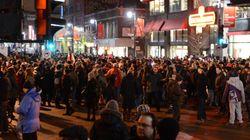 Plus de 1000 manifestants dénoncent l'indexation des frais de scolarité