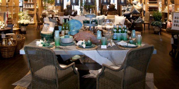 Pottery Barn: LA nouvelle destination pour votre shopping