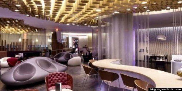 Voyages : les lounges d'aéroports les plus luxueux du monde