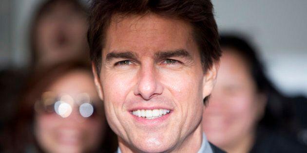 Tom Cruise croit aux aliens et aimerait voyager dans l'espace