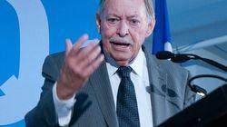 Des ministres banalisent la sortie de Jacques Parizeau sur la