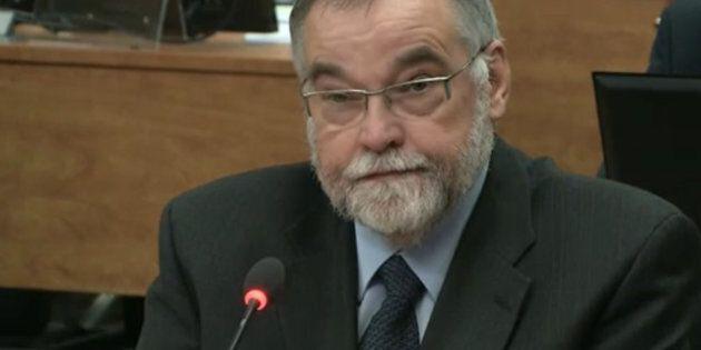 Un troisième témoin à la commission Charbonneau quitte son