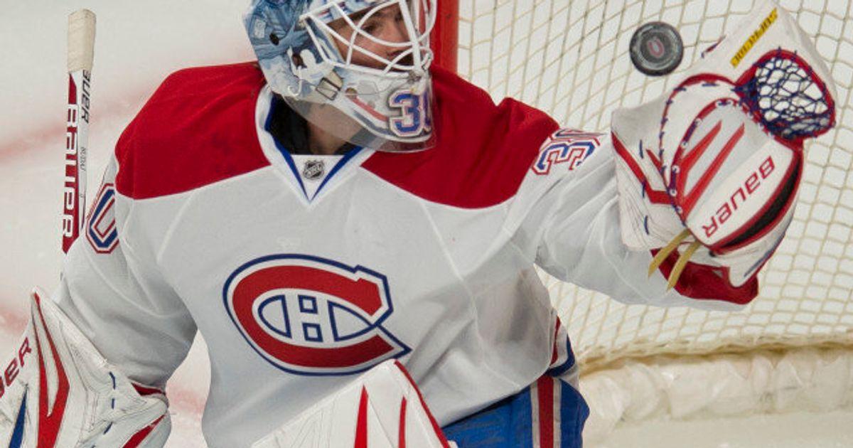 17 000 amateurs de hockey au match intra quipe du canadien photos huffpost qu bec - Image hockey canadien ...