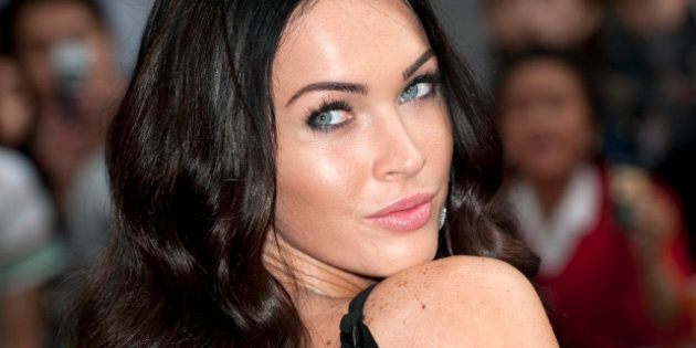 Megan Fox arriving for the UK premiere of Transformers: Revenge of the Fallen at Odeon Leicester Square...