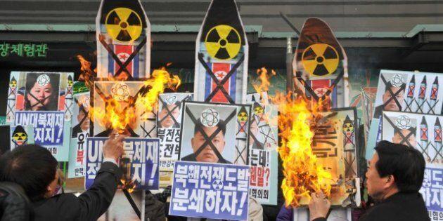 Le monde entier dénonce le 3e tir nucléaire de la Corée du