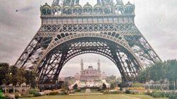 Paris en couleur au début des années