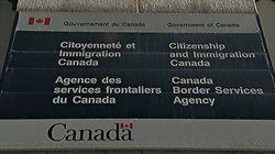 La loi canadienne sur l'immigration contrevient à la