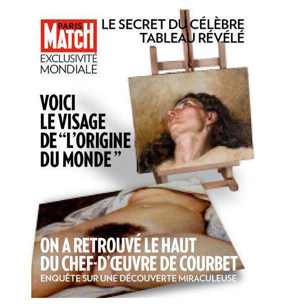 «L'origine du monde» de Gustave Courbet aurait un visage, révèle Paris