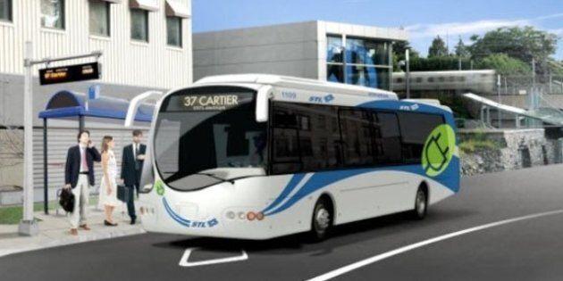 Un premier autobus entièrement électrique sillonnera les rues de