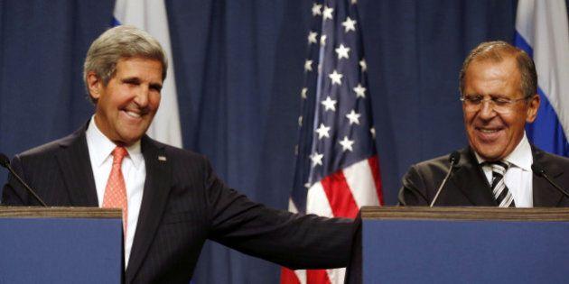 Syrie : Washington et Moscou trouvent un terrain d'entente sur les armes