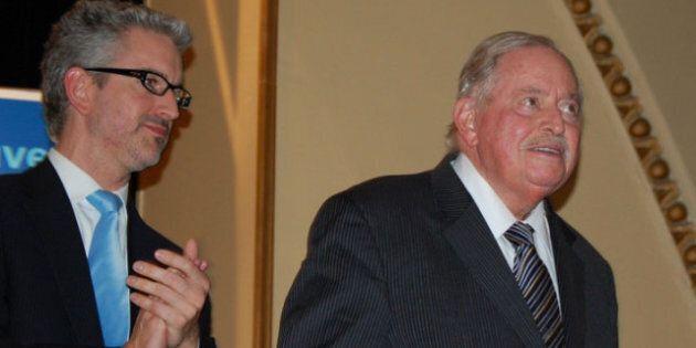 L'ex-premier ministre Jacques Parizeau sera du congrès d'Option