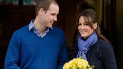 Le bébé royal attendu en