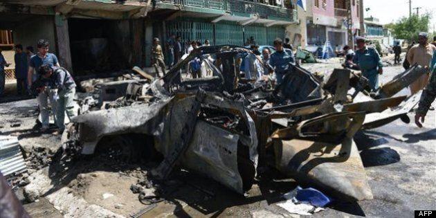 Kaboul: 15 personnes tuées dans un attentat, dont 6