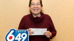 Lotto 6/49: une Montréalaise remporte le gros
