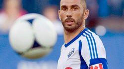 L'attaquant Marco Di Vaio pourrait annoncer sa retraite après la