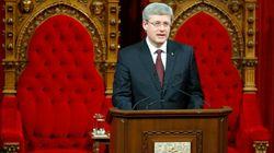 Un discours du Trône présentant les priorités du gouvernement le 16