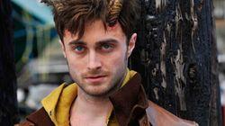 Harry Potter se laisse pousser les