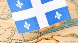 Qu'on laisse le Québec