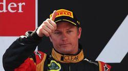 Kimi Raikkonen remplacera Felipe Massa chez