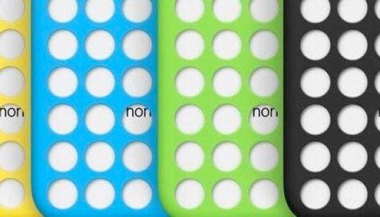 Oups! Le petit raté de l'iPhone 5C qui fait rire seulement les