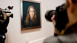 Kate Middleton prend un coup de vieux sur son portrait