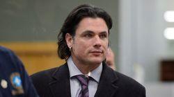 Patrick Brazeau suspendu avec salaire du